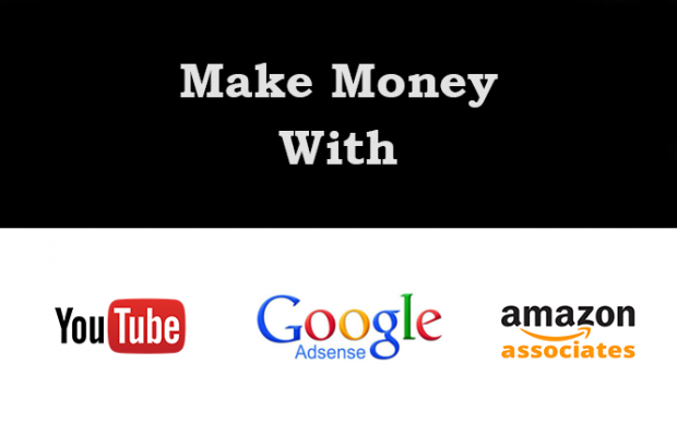Make Money with Youtube, Amazon and Adsense in 2017