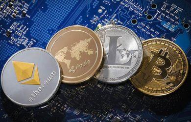 Thái Lan đã công nhận 8 đồng tiền ảo. - Ảnh minh hoạ.